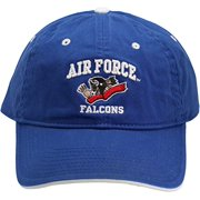 NCAA The Game Air Force Falcons One-Fit Adjustable Self Strap Back Adult Cap Hat