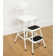 Cosco Chair Step Stool with Slide Out Steps