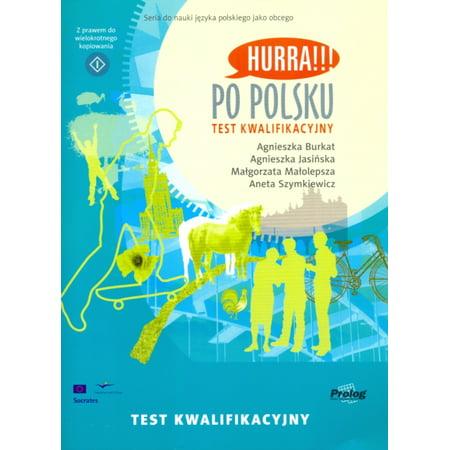 Hurra!!! Po Polsku: Placement Test (Paperback) (Hurra Po Polsku 1)