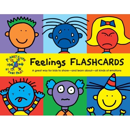 Todd Parr Feelings Flash Cards (Other)