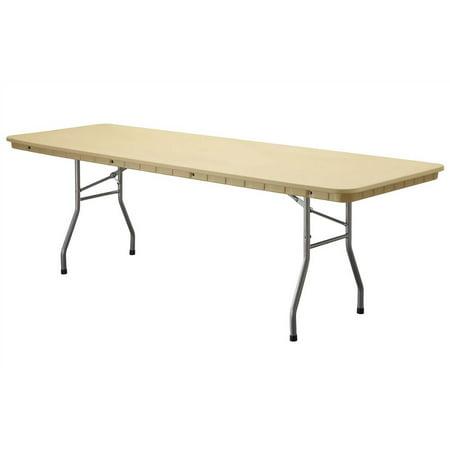 Foot Banquet Table Walmartcom - Average banquet table size