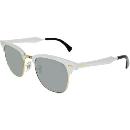 5b134e9847033 ... Walmart Ray-Ban Clubmaster Aluminum 0RB3507 Sunglasses - Size - 51  (Grey Mirror) ...