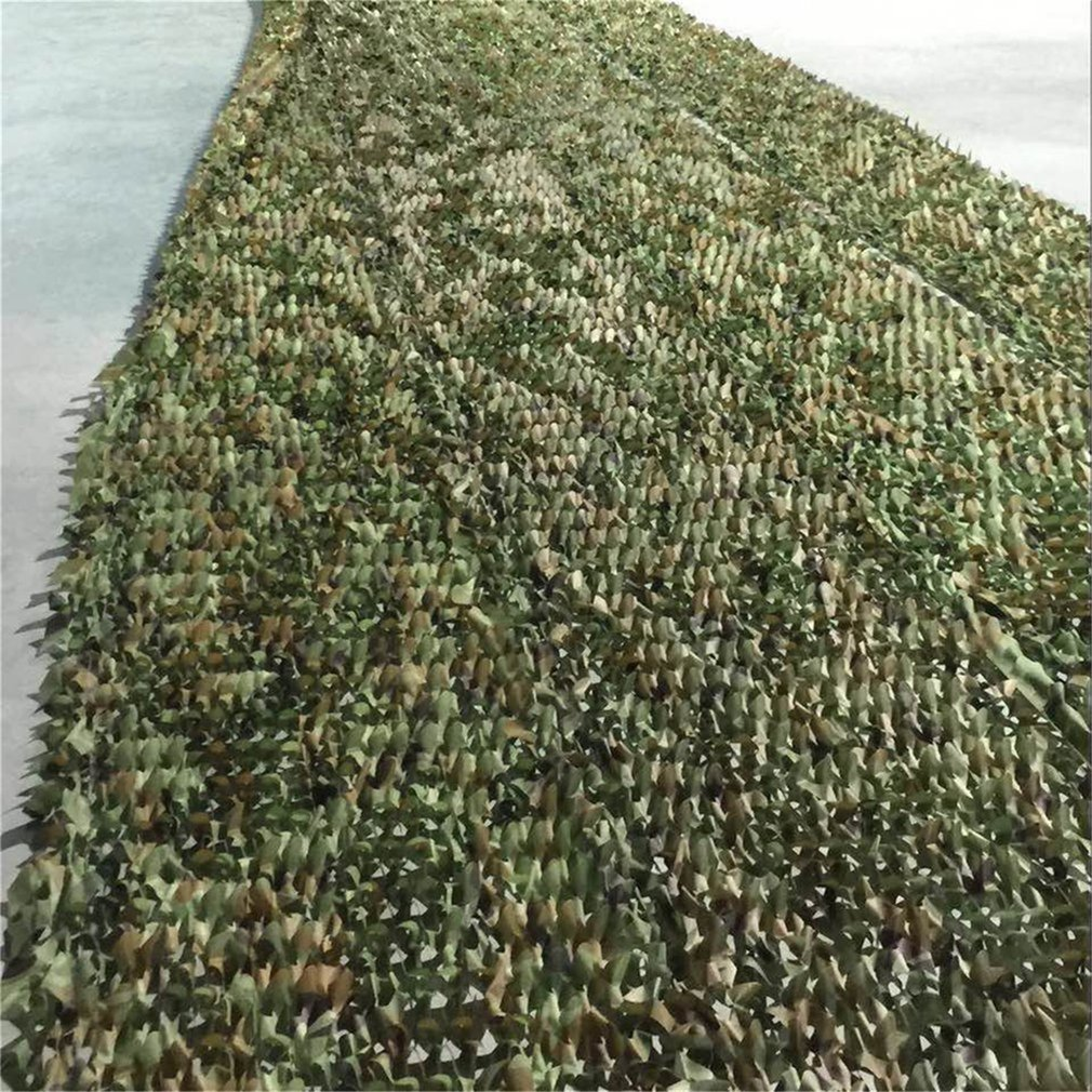 Camouflage Net Army Military Camo Net Car Covering Tent Hunting Blinds Netting by