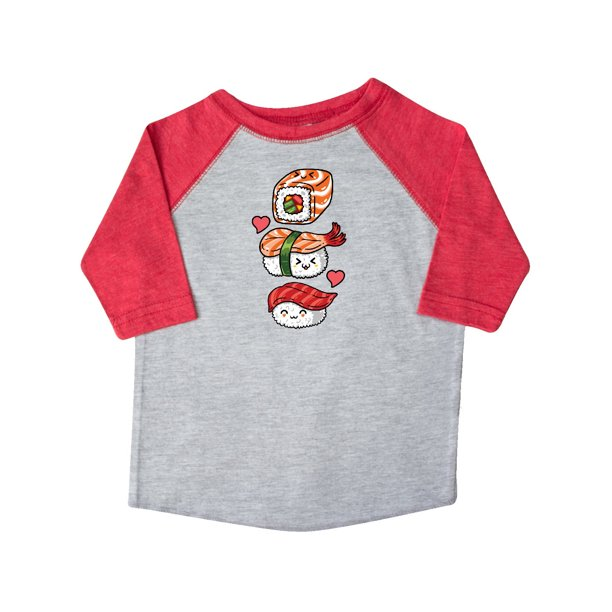 Cute Sushi Gift for Kids Toddler T-Shirt
