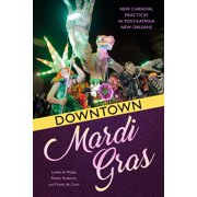 Downtown Mardi Gras - eBook