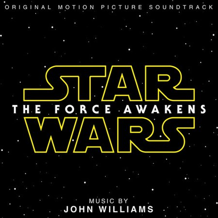 Star Wars: Episode VII: The Force Awakens Soundtrack