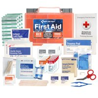 First Aid Only 118-Piece First Aid Kit, OSHA Compliant