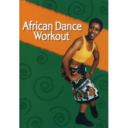 African Dance Workout with (DVD)