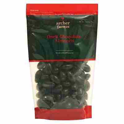 Chocolate Flower Farm - Dark Chocolate Almonds 13oz - Archer Farms