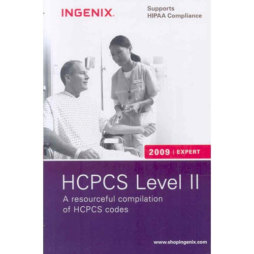 HCPCS Level II Expert 2009 (Compact Edition)