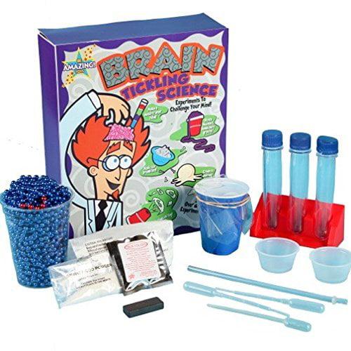 Be Amazing Brain Tickling Science Kit