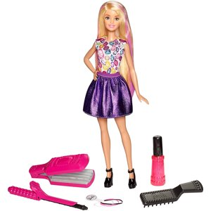 Barbie D.I.Y. Crimp & Curl Barbie Doll