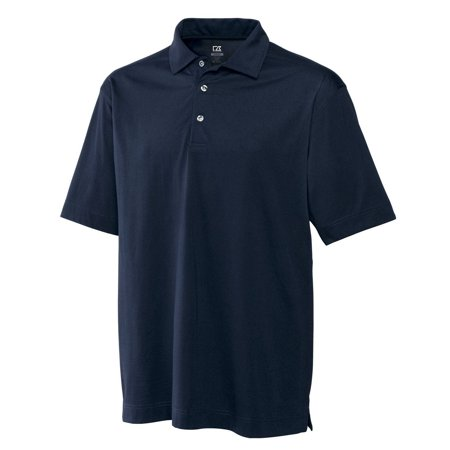 Cutter & Buck DryTec Medina Tonal Stripe Golf Shirt MCK00427 Cutter Buck Golf Shirt