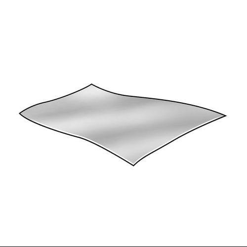 4UGH6 Foil Sheet, Alum, 9x10 3/4 In, Pk 500