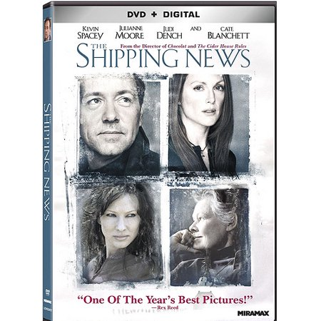 The Shipping News  Dvd   Digital Copy   Widescreen