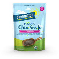 Carrington Farms Organic Chia Seeds, 14.0 Oz