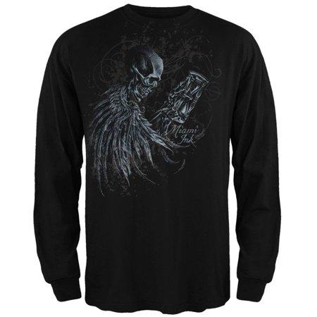 Miami Ink - Que Tiempo Long Sleeve T-Shirt ()