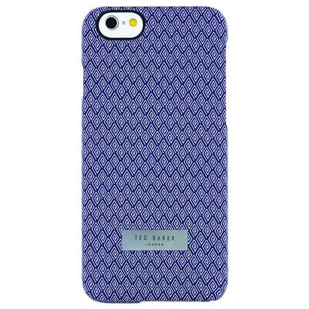 on sale c3389 cd66d Ted Baker London Katura Polycarbonate Phone Case for iPhone 6 6s Navy Blue