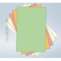Legal Size 5 part  NCR Paper- Ream - Reverse