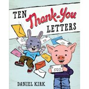 Ten Thank-You Letters - eBook