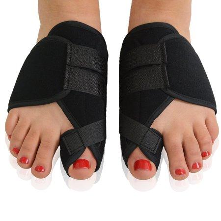 Kapmore Bunion Corrector Support Splint Correction Hallux Valgus Foot Pedicure Orthotics Tool For Women Men