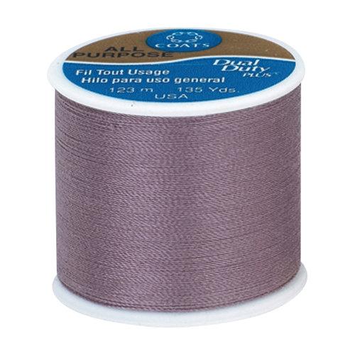 Coats & Clark Dual Duty Plus Thread, 135 yds, Mulberry