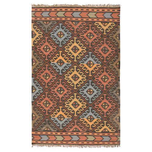 Kosas Collections Kosas Home Kosas Callista Multi-colored Recycled Plastic Kilim Rug (2' x 3')