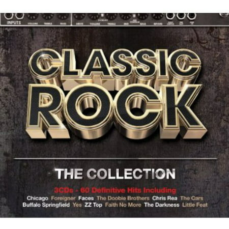 Classic Rock: Collection / Various (CD)](Classic Rock Songs For Halloween)