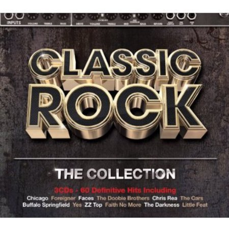 - Classic Rock: Collection / Various (CD)