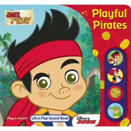 Jake and the Neverland Pirates Playful Pirates (Voices Of Jake And The Neverland Pirates)