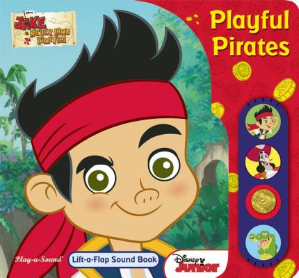 Jake and the Neverland Pirates Playful - Jakes And The Neverland Pirates