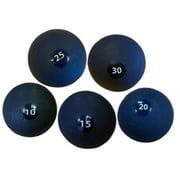 Apollo Athletics S-Ball-15 Slam Ball - 15 lbs.