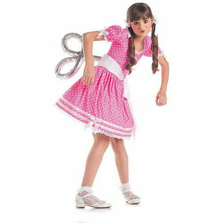 Wind Up Doll Child Halloween Costume](Gone With The Wind Costume Rentals)