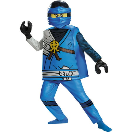 LEGO® Ninjago Jay Deluxe Costume for Kids - Diy Ninjago Costume