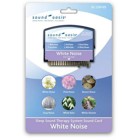 Sound Oasis White Noise Sound Card