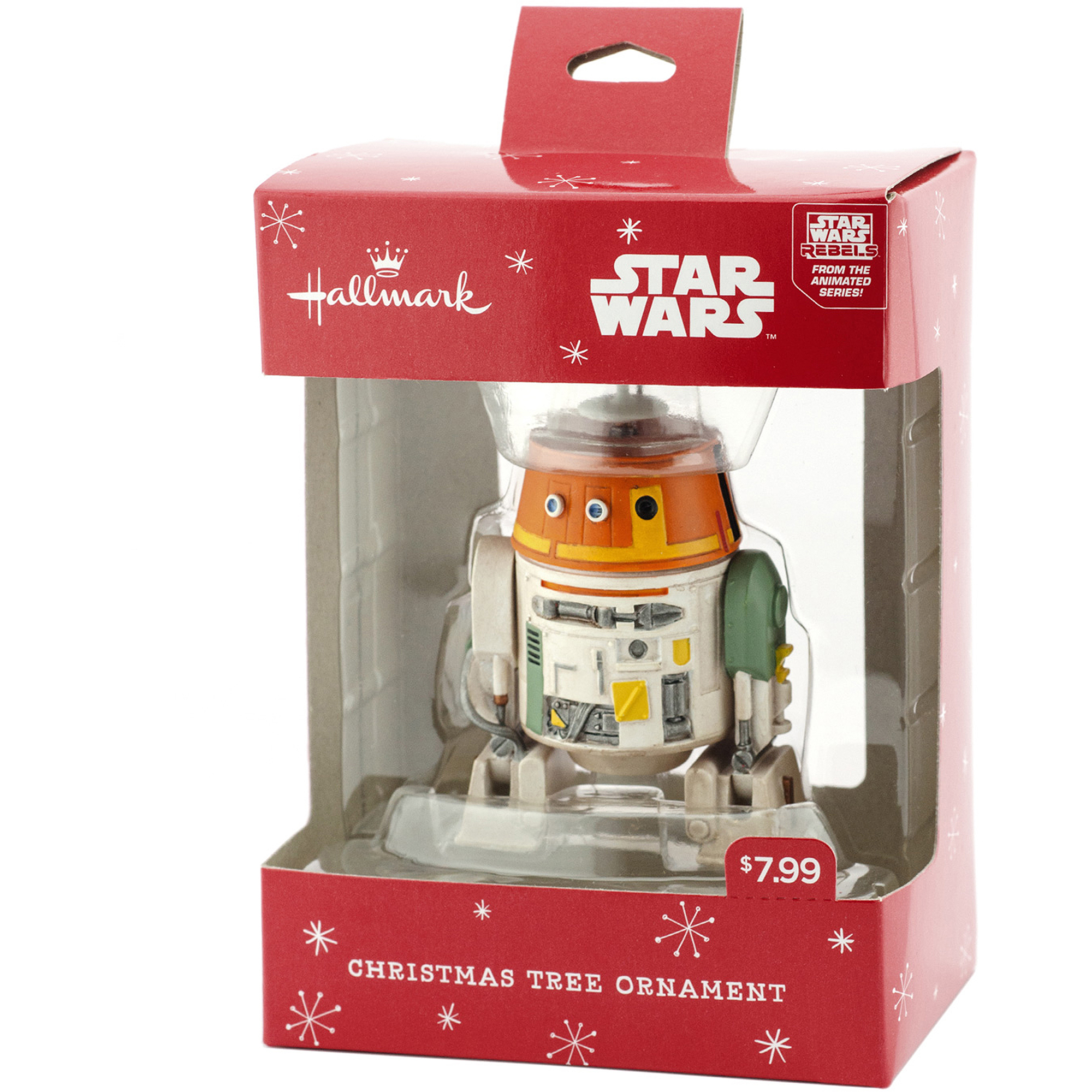 hallmark star wars rebels chopper christmas ornament walmartcom