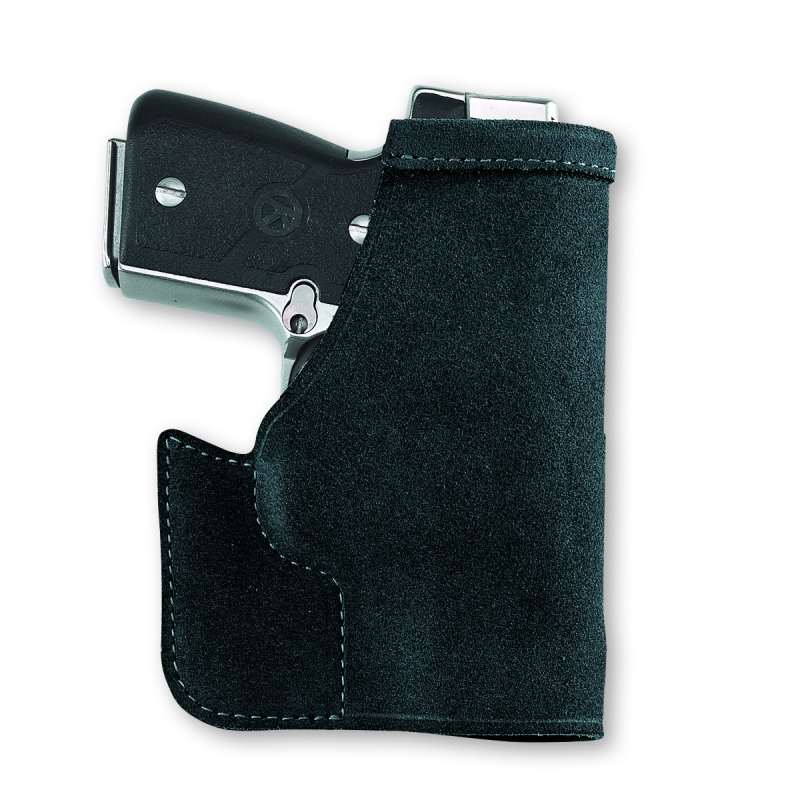 Galco PRO600B Pocket Protector Holster For Glock 42 -- Ambidextrous, Black by Galco