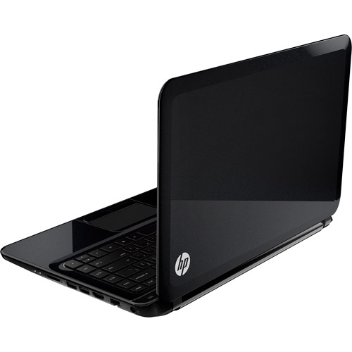"""HP Sparkling Black 15.6"""" Pavilion 15-b120us Sleekbook PC with AMD Ultra-Thin A6-4455M Accelerated Processor and Windows 8 Operating System"""