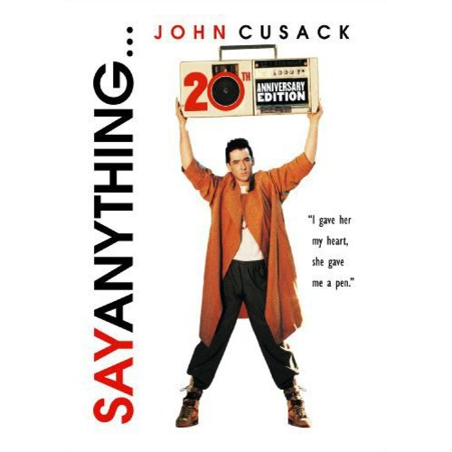 Say Anything (20th Anniversary Edition) (Blu-ray) (Widescreen)