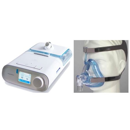 Auto Adjust Cpap System (DreamStation Auto CPAP Machine (DSX500T11C) with Heated Humidifier, Heated Tube, Cellular Modem by Philips Respironics - APAP Machine )