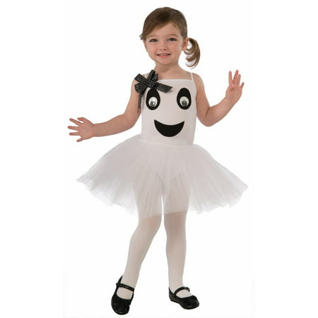 Halloween Toddler Boo-Tiful Ballerina Costume (Have A Bootiful Day Halloween)
