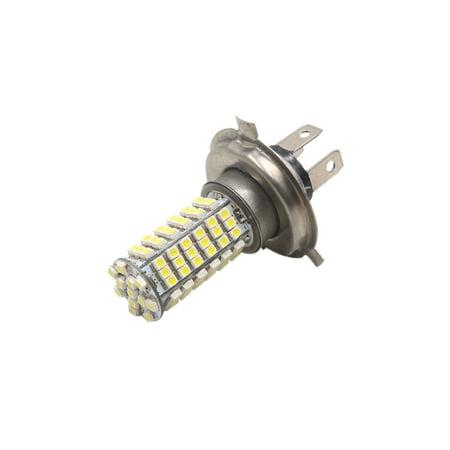 H4 Blanc 102 LED cms 1210-Phare antiBrume Lampe Phare 12V Voiture - image 3 de 3