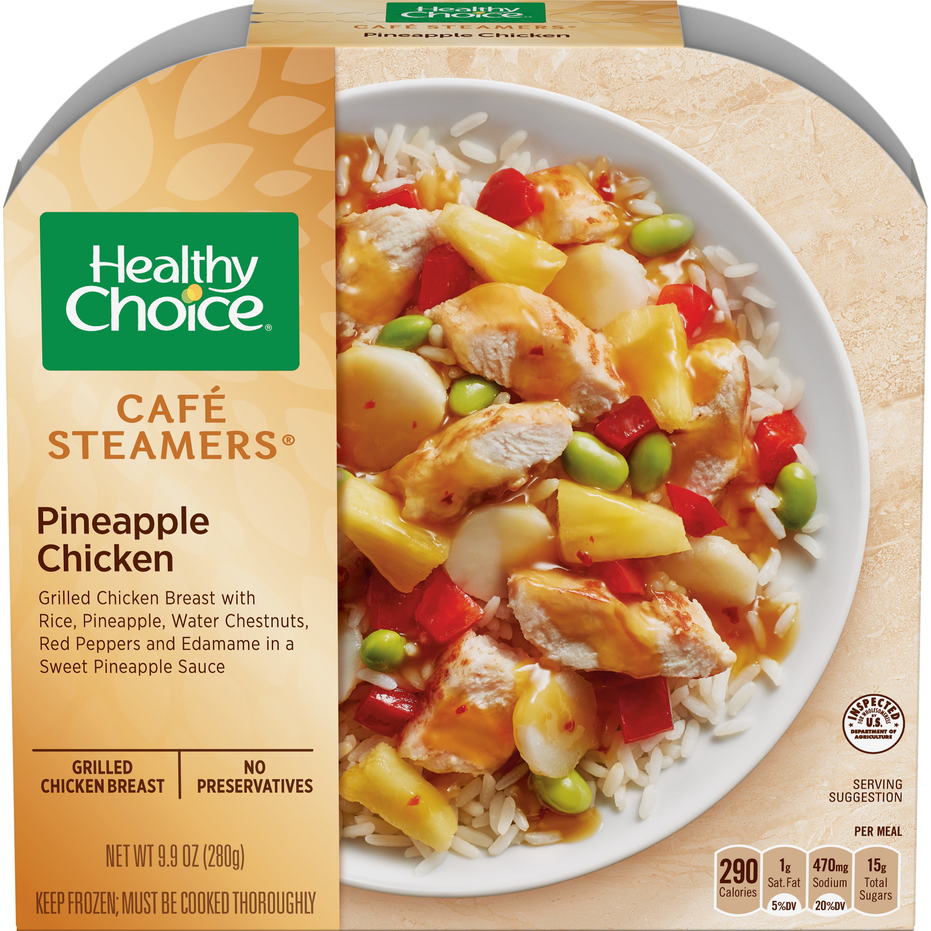 Healthy choice cafe steamers frozen dinner pineapple chicken 99 healthy choice cafe steamers frozen dinner pineapple chicken 99 ounce walmart forumfinder Gallery