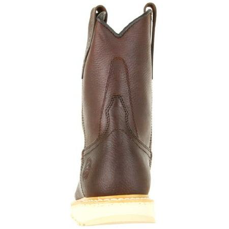 082382d8d29 irish setter men's 83909 wellington work boot,brown,10.5 d us