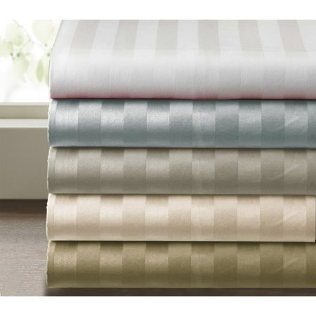 Ghcl Ltd 500 Thread Count 100 Percent Supima Cotton 4 Piece Sheet Set