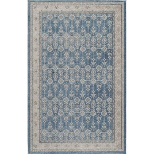 Momeni Brighton Floral Panel Area Rug (3'11x5'7) by Overstock