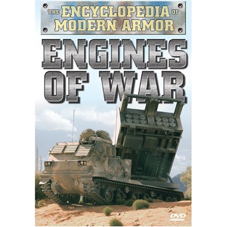 The Encyclopedia of Modern Armor: Engines of War (DVD)