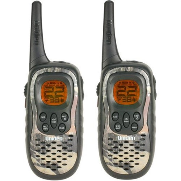Eight Mile Alabama: Uniden Gmr895-2ck 8-mile 22-channel Frs/gmrs Two-way Radio