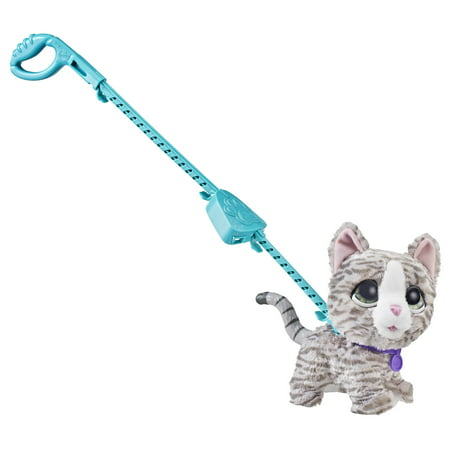 furReal Walkalots Big Wags Kitty, for Kids Ages 4 and Up