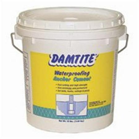Damtite Waterproofing 8122 Waterproof Anchor Cement,